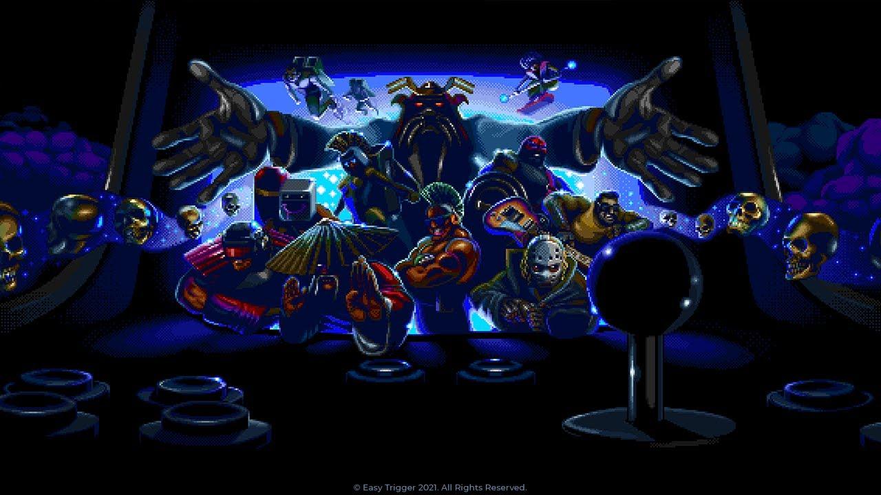 Скролл-шутер Huntdown выйдет в Steam 12 мая