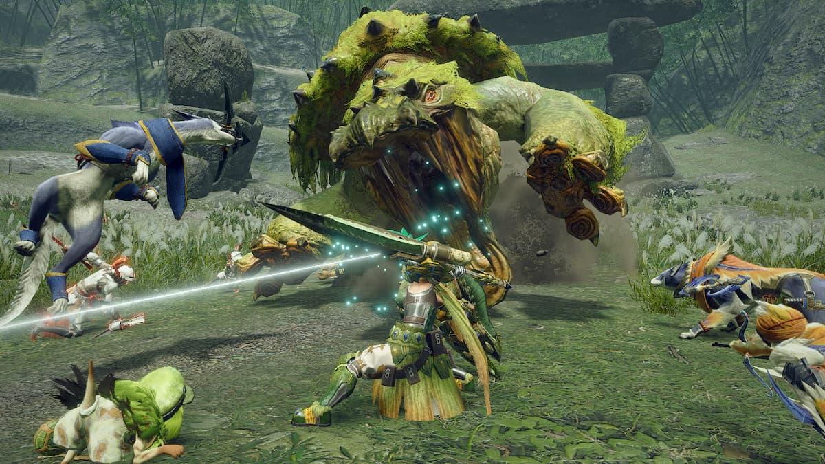 Продажи Monster Hunter Rise достигли пяти миллионов копий