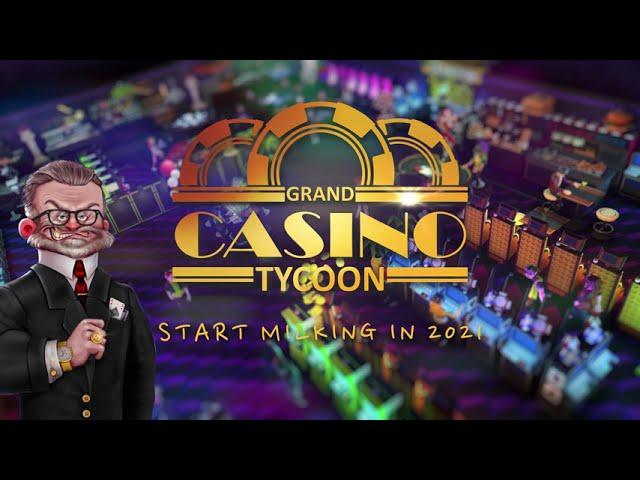 Экономический симулятор по строительству казино Grand Casino Tycoon выйдет на ПК в Steam в мае
