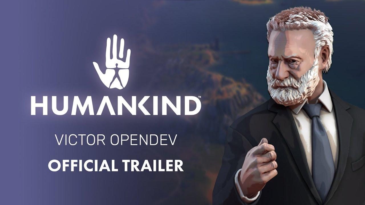 Разработчики Humankind выпустили новый OpenDev-сценарий Viktor, перебалансирующий экономику и культуру