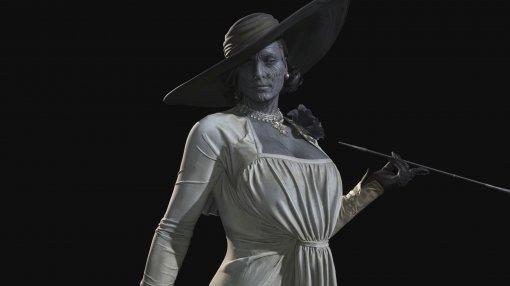 Моддер превратил Леди Димитреску из Village в Тирана из Resident Evil 2
