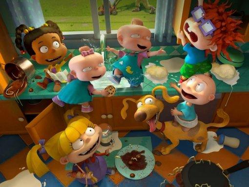 «Ох, ужэти детки!»: вышли трейлер ипостер 3D-перезапуска мультсериала Nickelodeon