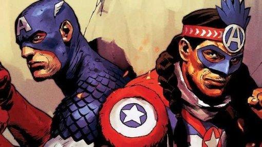 Вкомиксах Marvel появится новый Капитан Америка— ониндеец