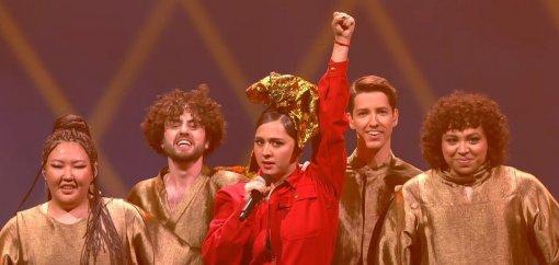 Манижа выйдет пятой насцену вфинале Евровидения-2021