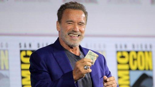 Netflix выпустит шпионский сериал с Арнольдом Шварценеггером