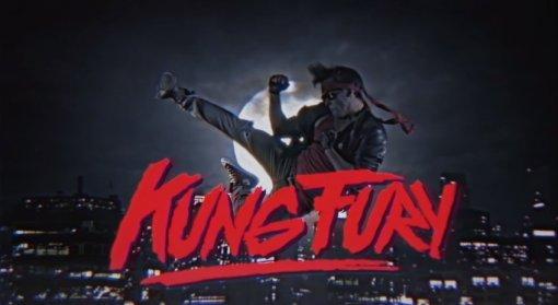 Хакермен иТрицеракоп возвращаются: появились новые кадры сосъёмок «Кунг Фьюри2»