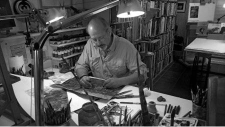 Умер автор Syberia Бенуа Сокаль. Ему было 66 лет