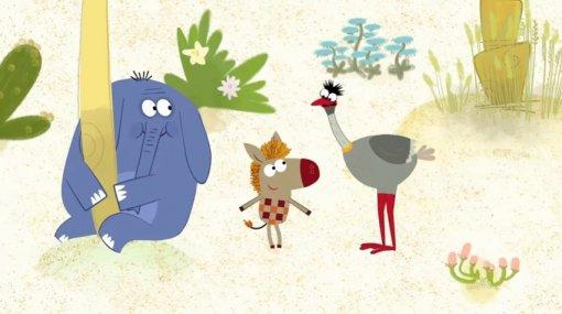 «Союзмультфильм» займётся созданием развивающих мобильных игр для детей