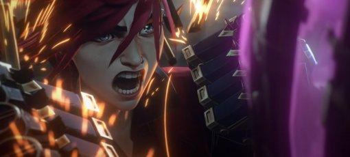 Netflix: стала известна дата выхода мультсериала по League of Legends