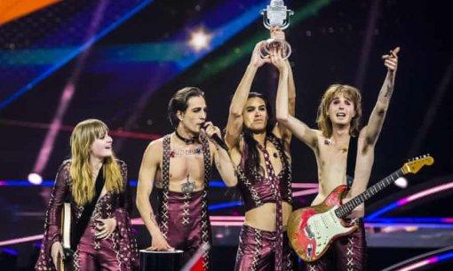 Победителей «Евровидения-2021» заподозрили вплагиате хита Пугачевой