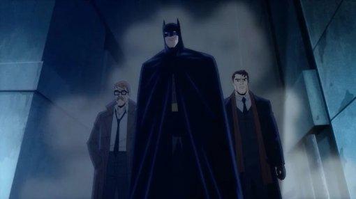 Кошка, Харви Дент, Джим Гордон: вышли новые кадры мультика «Бэтмен: Долгий Хэллоуин»