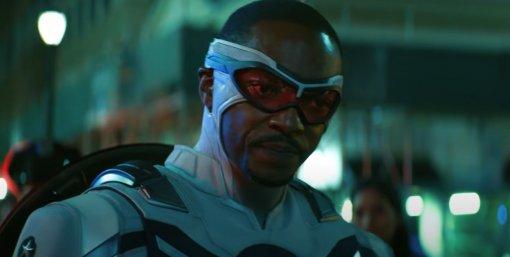 Авторы «Сокола иЗимнего солдата» показали ролик осоздании графики всериале Marvel