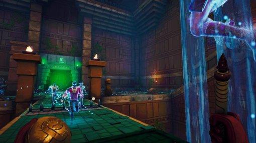 Мультиплеерный платформер Phantom Abyss получил геймплейный трейлер
