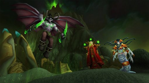 Blizzard показала Deluxе-издание к выходу World of Warcraft: Burning Crusade Classic