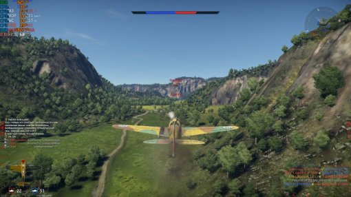 Игроки War Thunder провели виртуальный Парад Победы с игроками из 60 городов