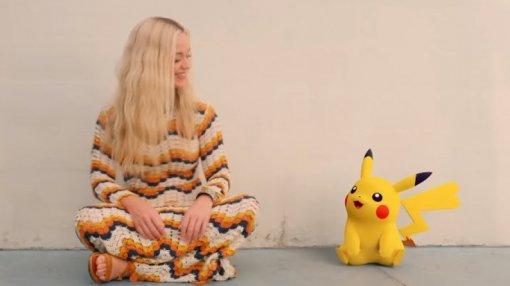 Кэти Перри выпустила клип с Пикачу к 25-летию серии Pokemon