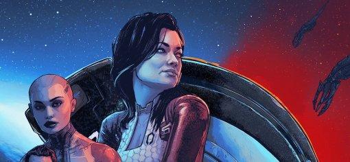 Авторы Mass Effect запустили сайт для создания арта встиле игры