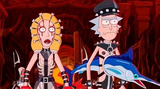 Adult Swim выпустила новый безумный трейлер пятого сезона «Рик и Морти»