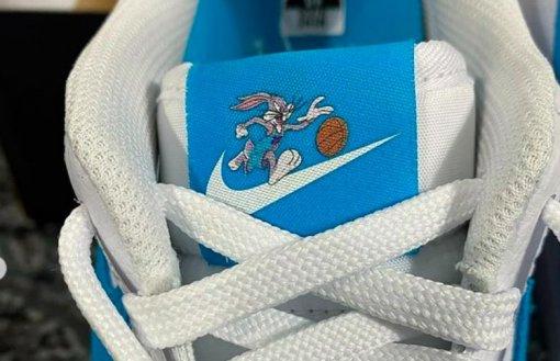 Nike выпустит кроссовки с персонажами «Космического джема»