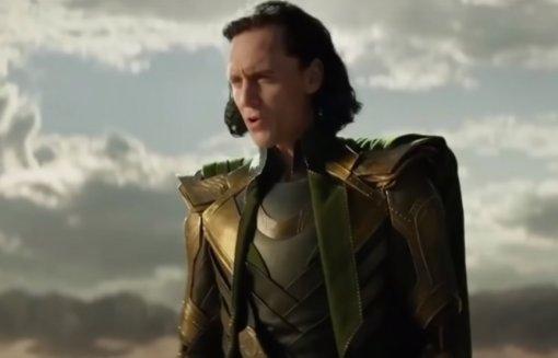 Вышел новый тизер «Локи»— сериала отстудии Marvel сТомом Хиддлстоном