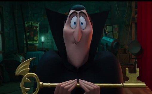 Граф Дракула возвращается— вышел тизер мультфильма «Монстры наканикулах4»