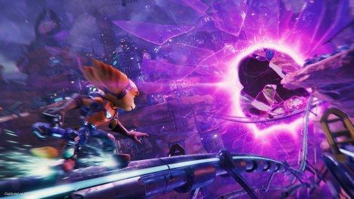 Sony показала 16 минут геймплея Ratchet & Clank: Rift Apart на презентации State of Play
