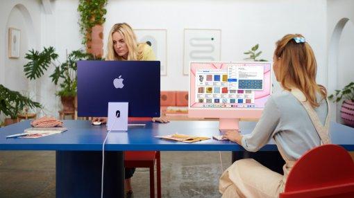 ВРоссии начались продажи iPad Pro иразноцветных iMac начипе Apple M1