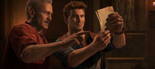 Дрейк иСалли: вышел новый кадр фильма Uncharted cТомом Холландом иМарком Уолбергом