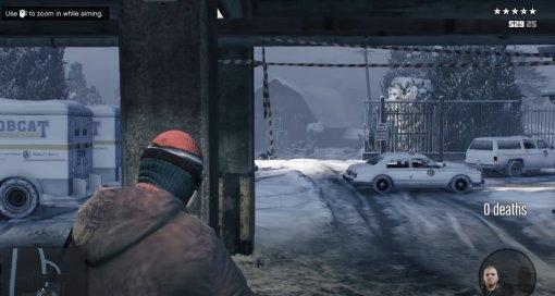 Фанат GTA 5 первым прошёл игру, не получив никакого урона