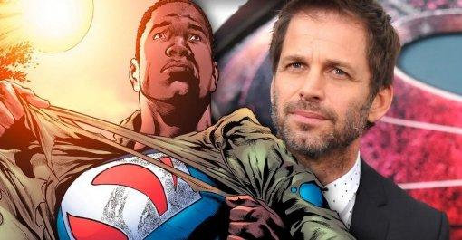 «Давно пора»: Зак Снайдер поддержал идею фильма отемнокожем Супермене