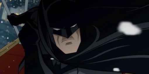 Календарник и Фальконе: появились новые кадры мультфильма «Бэтмен: Долгий Хэллоуин, Часть1» от DC