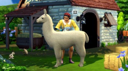 The Sims 4 получит «Загородную жизнь» уже 22июля