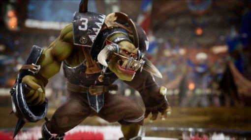 Авторы Blood Bowl 3 выпустили геймплейный трейлер в честь старта закрытой беты