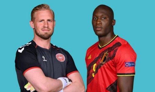 ВКопенгагене начался матч между Бельгией иДанией наЕвро—2020