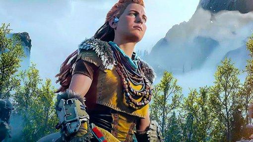 В Horizon: Forbidden West будет паркур: авторы игры поделились подробностями