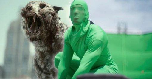 «Армия мертвецов»: Netflix показал, как снимали зомби-тигра вфильме Зака Снайдера