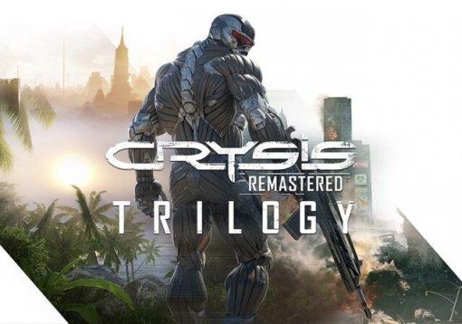 Трилогия Crysis получит ремастер— вышел первый трейлер
