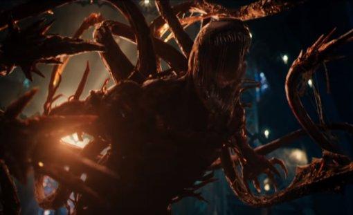 Появился близкий взгляд налицо симбиота Карнажа из«Венома2»