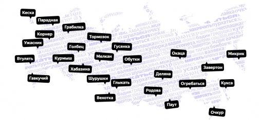 Банчить, бадик, автолайн: «Яндекс» рассказал о самых редких словах в России