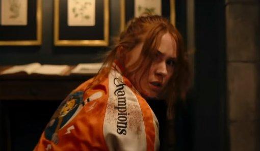Вышел новый трейлер боевика «Пороховой коктейль» про наёмных убийц сКарен Гиллан