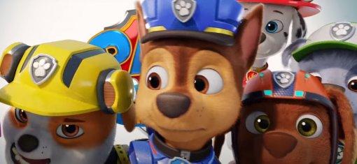 Мультфильм «Щенячий патруль вкино» получил первый трейлер