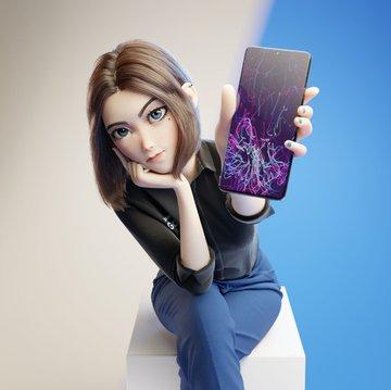 ВИнтернете появился концепт виртуального ассистента Samsung исразуже стал популярным