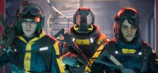 Rainbow Six Extraction: Ubifost показала трейлер игеймплей «Эвакуации»