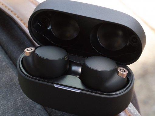 Sony представила флагманские TWS-наушники WF-1000XM4. Есть цены для России