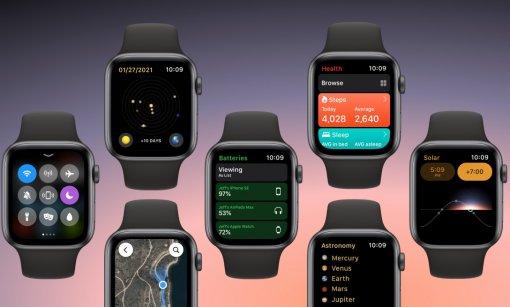 Apple анонсировала watchOS 8 для смарт-часов Apple Watch