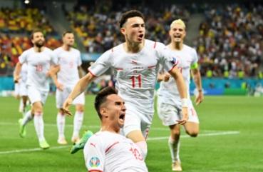 Плей-офф наЕвро–2020: Швейцария обыграла Францию попенальти ивышла вчетвертьфинал