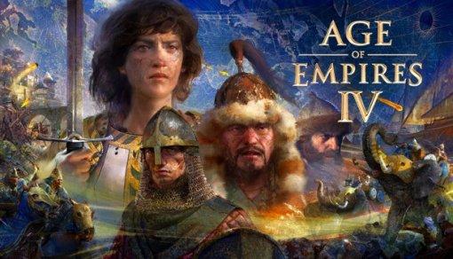 Вигре Age ofEmpires 4 появится Русь икампания «Расцвет Москвы»
