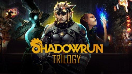 В GOG стартовала бесплатная раздача трилогии Shadowrun