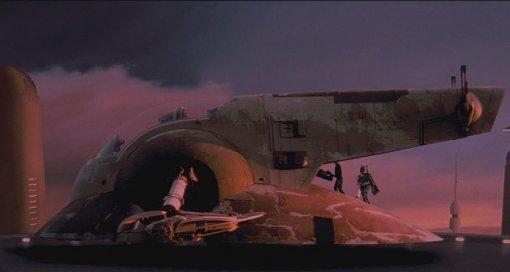 «Звёздные войны»: Disney иLucasfilm переименовали корабль Бобы Фетта «Раб I»