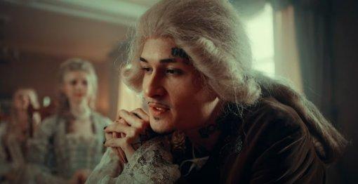 Моргенштерн выпустил клип на трек Aristocrat